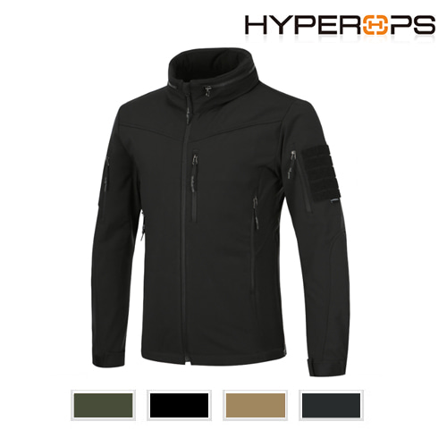 [HYPEROPS]파노 소프트쉘 자켓- PANO-Softshell jacket